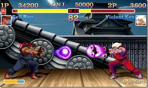 终极街霸2最后的挑战者游戏图片1