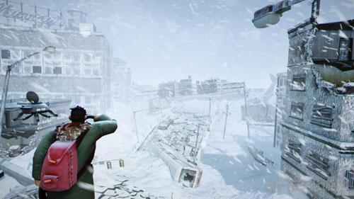 撞击冬季游戏图片2