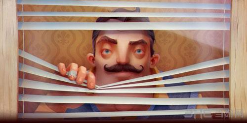 你好邻居游戏图片1