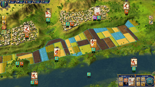 埃及古国游戏截图1