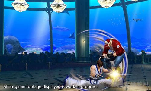 拳皇14游戏截图2