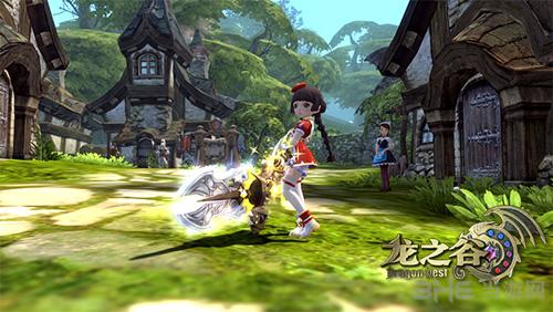 龙之谷游戏截图1