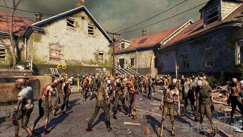 死亡同盟游戏图片2