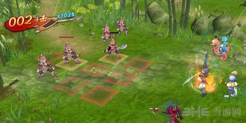幻想三国志5战斗系统展示图片3