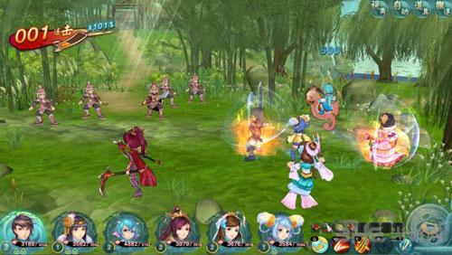 幻想三国志5战斗系统展示图片1