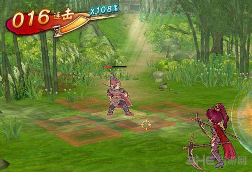 幻想三国志5战斗系统展示图片7