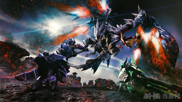 怪物猎人XX游戏封面1