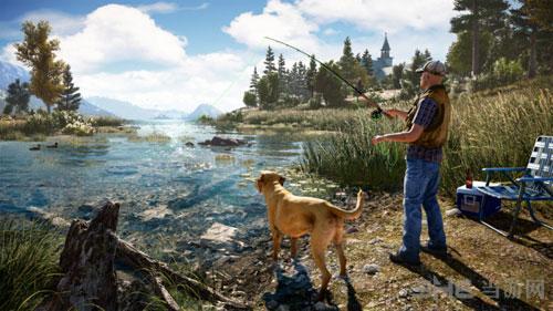 孤岛惊魂5游戏图片1