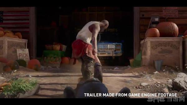 孤岛惊魂5宣传视频截图3