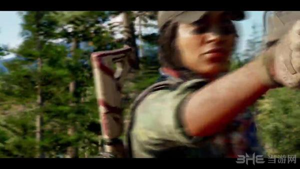 孤岛惊魂5宣传视频截图5