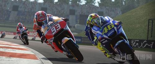 摩托GP17游戏图片1