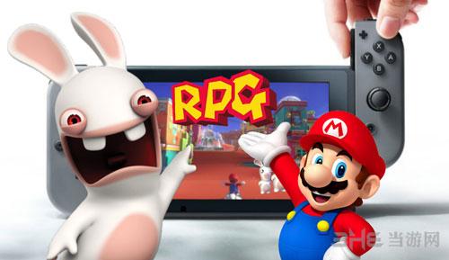 马里奥疯狂兔子游戏图片1