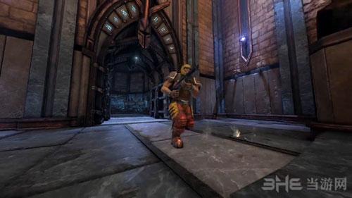 《雷神之锤:冠军》新角色发布 瞬间移动快如闪电