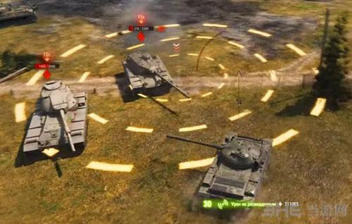 坦克世界游戏图片2