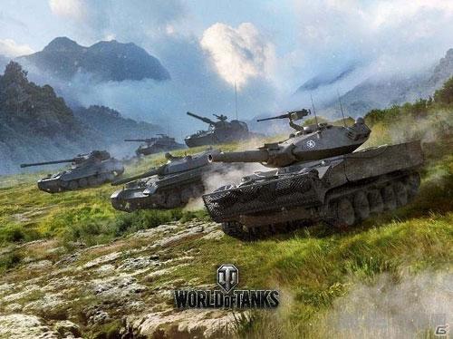 坦克世界游戏图片6