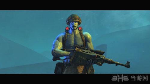 侠盗骑兵重制版游戏图片3