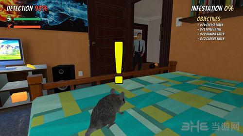 老鼠模拟器游戏截图3