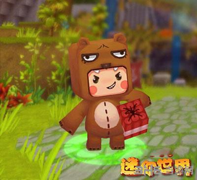 熊孩子角色属性介绍  《迷你世界》是款模拟经营游戏,这款游戏的自由