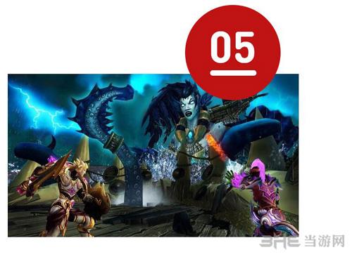 魔兽世界游戏封面1