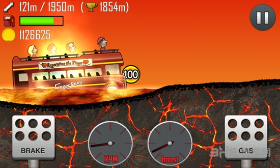 登山赛车无限金币版截图0
