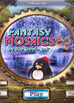 幻想马赛克22:暑假(Fantasy Mosaics 22: Summer Vacation)PC硬盘版