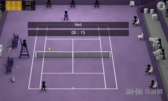 火柴人网球截图2