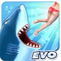 饥饿的鲨鱼进化破解版 无限金币钻石版V4.9.0