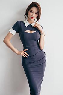 韩国美女的超级无敌巨型大波霸写真 引人诱惑引人犯罪