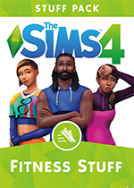 模拟人生4:健身乐活(The Sims 4: Fitness Stuff)PC数字豪华版