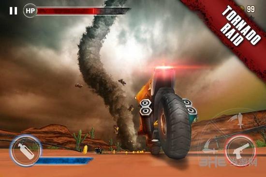 暴力摩托3破解版截图3