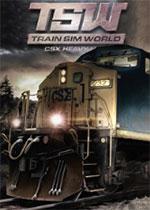 模拟火车世界:CSX重载货运(TSW: CSX Heavy Haul)整合BALDMAN破解版v1.4