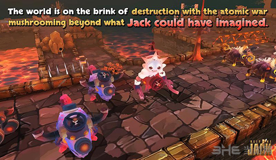 帮我杰克:拯救狗狗破解版
