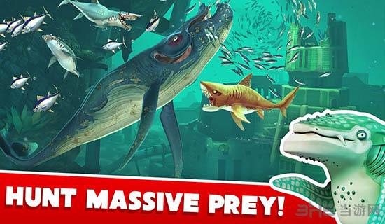 饥饿鲨:世界破解版截图0