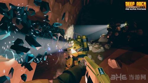 星际深渊之石游戏图片2