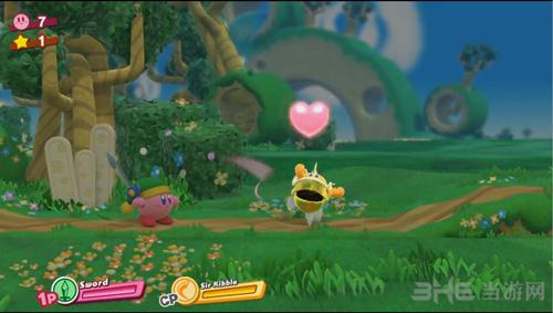 星之卡比游戏图片2