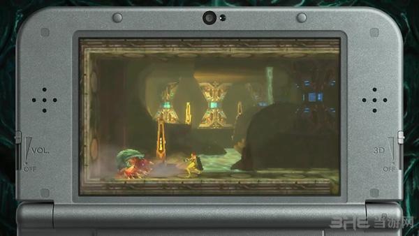 3ds银河战士游戏图片3