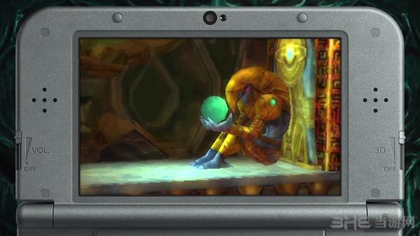 3ds银河战士游戏图片2