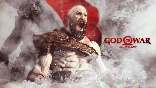 战神4宣传图