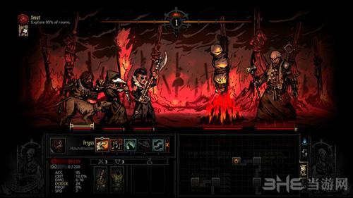 暗黑地牢游戏截图2