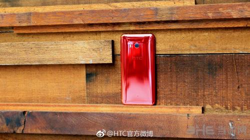 HTC U11火炽红图片4