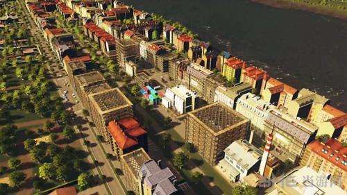 城市天际线游戏图片3