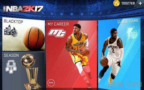 NBA 2k17�D片1