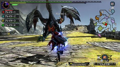 怪物猎人XX游戏截图7