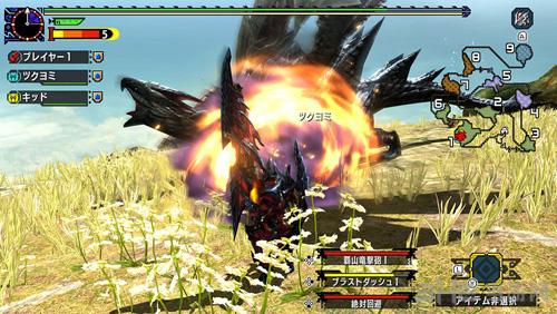 怪物猎人XX游戏截图5