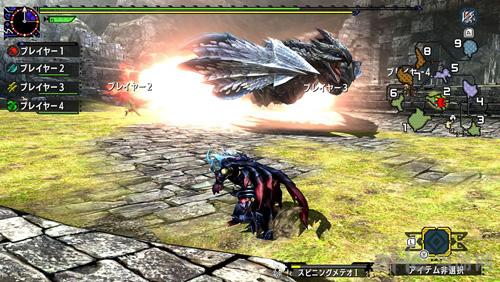 怪物猎人XX游戏截图6
