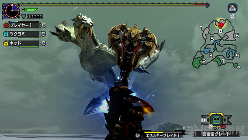 怪物猎人XX游戏截图8