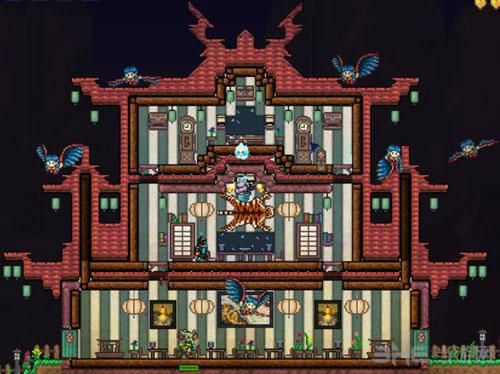泰拉瑞亚房子设计图 泰拉瑞亚房子设计图简单汇总大全
