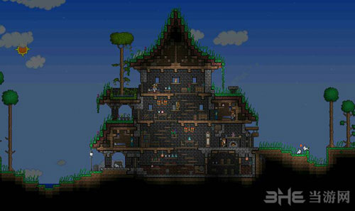 泰拉瑞亚房子设计图 泰拉瑞亚房子设计图简单汇总大全图片
