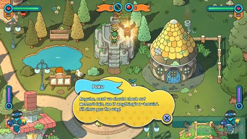 迪托之剑游戏图片1