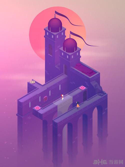 纪念碑谷2游戏图片1